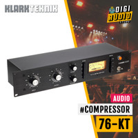 KLARK TEKNIK 76-KT Classic FET Style Signal Audio Compressor & Limiter