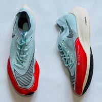 Sepatu Nike Vaporfly Next Parcent 2 OG Blue Red Man Premium Original