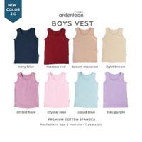 Ardenleon Boys Vest Baju Kutung Singlet Anak