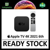 Apple TV 4K 2021 6 6th Generation 32GB 64GB New Original Garansi Resmi