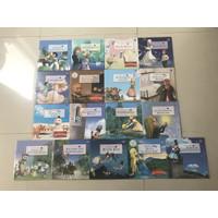 Buku Cerita Dongeng Animasi 3D Anak Bergambar BIP (Putri Salju, dll)