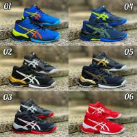 Sepatu Voli Asics Pria Sepatu Volly Asics Sepatu Olahraga Pria Volly