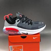 Sepatu Sneakers Nike Joyride Run Black White Red