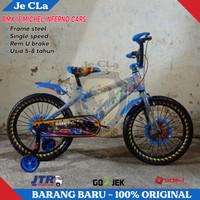 Sepeda Anak BMX 18 Inch MICHEL Ban Pompa Jumbo Murah