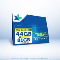 Kartu Perdana & Paket Xtra Combo Lite 37GB + Bonus hingga 88GB