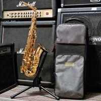 BILLY MUSIK - Selmer La Voix Alto Saxophone with Original Bag