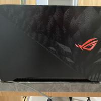 Laptop Gaming ASUS ROG hero edition GL 503 VM