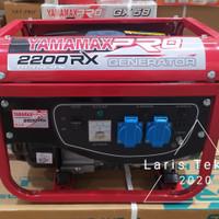 YAMAMAX PRO 2200RX Mesin Generator Genset 4 Tak 1000 Watt AVR