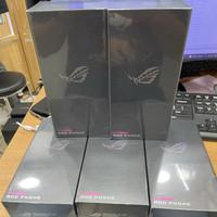 Asus Rog Phone 5 Ram 8GB/128GB 12GB/256GB Garansi Resmi Asus Indonesi - Hitam, 8GB/128GB