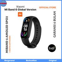 Xiaomi Mi Band 6 AMOLED Miband 6 Smartwatch SpO2