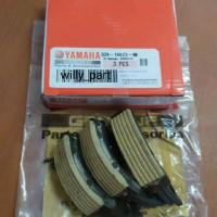 Ganda Only Kampas Kopling Yamaha Vega ZR Jupiter Z1 Z 1 Robot New 5D9