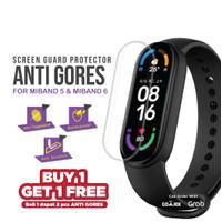 Xiaomi MI Band 6 Anti Gores - Screen Protector Pelindung Layar Premium