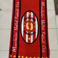 Handuk jumbo Manchester united MU 75x145 bola