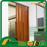 Jual Pintu Pvc Folding Door Plastik folding door Pvc/Penyekat ruangan