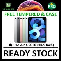 Apple iPad Air 4 2020 256GB 10.9 WiFi space grey green rose gold blue