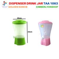 GOLDEN SUNKIST - Drink Jar water dispenser
