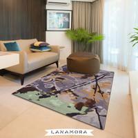 Karpet Handtuft Premium Wool Mewah Modern D056 160x230 cm