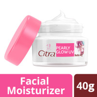 Citra Facial Moisturizer Pearly White UV Essence Cream 40g
