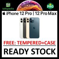 DUAL Apple iPhone 128GB 12 Pro / Max Blue Gold Graphite Silver 128 GB - 12 Pro Single