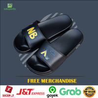 Sandal Unisex New Balance Slide x Jeon Huanh Il Man Slipper Black