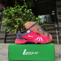 LEAGUE Sepatu badminton original