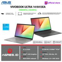 Laptop Asus K413EA AM351TS i3 1115G4 8GB 512ssd W10+OHS 14FHD