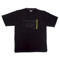 Kaos Specs / T-Shirt Specs Reform Oversized Tee - LFGR - Black