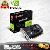 VGA MSI GeForce GT 1030 2GB DDR5 - AERO ITX 2G OC