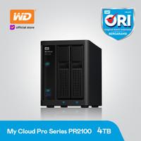 WD My Cloud PRO Series PR2100 4TB - Hardisk Eksternal
