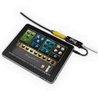 IRIG Amplitube untuk efek gitar/BASS via iphone,ipad &android terjamin