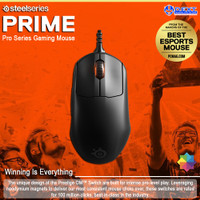 SteelSeries Prime Pro Series Gaming Mouse