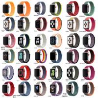 Apple Watch Series 5 4 3 2 1 Nylon Woven Strap iWatch Band Sport Loop