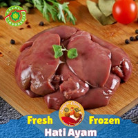 Ati Ayam 1Kg | Hati Ayam 1 Kg Fresh Frozen