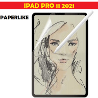 IPAD PRO 11 M1 2021 PAPER LIKE MATTE ANTI GLARE ANTIGORES SCREEN GUARD