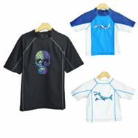 Atasan Renang Anak Laki-Laki Swimsuit/Rashguard J*e B*xer