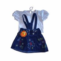 baju bayi perempuan juca 6-12 bulan promo merek bukan barang BS