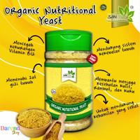 SANFOOD Nutrional Yeast Organic 30 gr / Bahan makanan MPASI