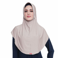 Hijab Zoya Husna Casual / Kerudung / Bergo / Jilbab Instan