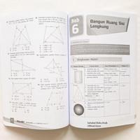 Vita Paket Buku Mandiri Erlangga Kelas 9 Ipa Matematika + Kunci