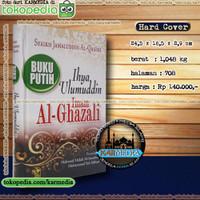 Buku Putih Ihya Ulumuddin Imam Al-Ghazali - Darul Falah - Karmedia
