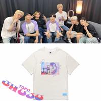 Baju Tshirt BTS 2021 Muster Suwoozoo Photo printing Jin jimin
