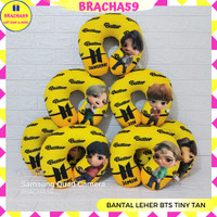 Bantal Leher BTS Tiny Tan Butter