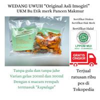Grosir Wedhang / Wedang Uwuh ASLI Imogiri Pancen Makmur (Hanya Rempah) - Ekonomis