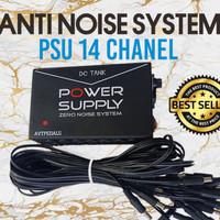 power supply efek gitar 14 chanel dc tank