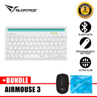 Alcatroz Wireless Keyboard Xplorer Dock 1 Bundle AirMouse 3 Wireles