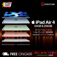 Apple Ipad Air 4 2020 64GB 256GB WiFi GRAY GREEN BLUE ROSE GOLD - NEW - 64gb, Grey