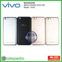 Backdoor Vivo Y53 Tutup Baterai Casing Belakang Back Cover