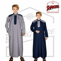 Baju Gamis anak / Baju Jubah anak Laki - Laki 2 - 12 Tahun A27