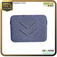 Brenthaven Tas Laptop Leather Premium Balistic Nylon Unisex Bag A1