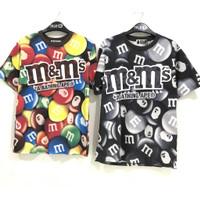 BAPE® X M&M'S™ Milk Cholcolate T-shirt 100% Original